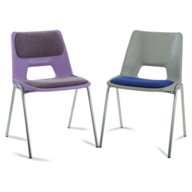 Advanced Poly Chair with Seat Pad