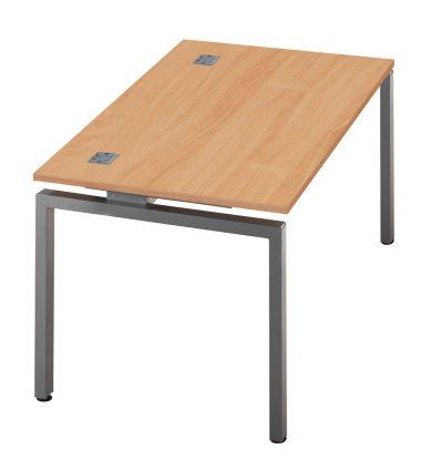 Fraction Single Bench Desk