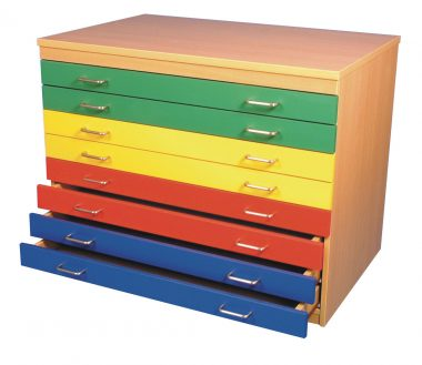 8 Drawer A1 Plan Chest