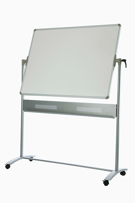 Dual Sided Mobile Whiteboard