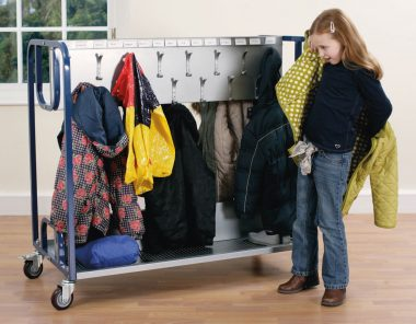 Cheadle Cloakroom Trolley
