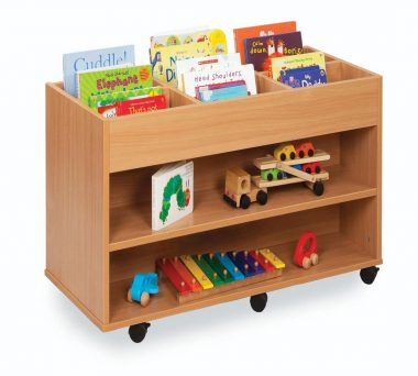 Kinderbox Book Trolley
