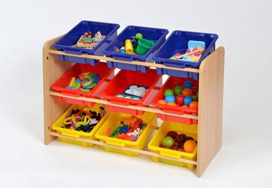 9 Tray Classroom Tidy