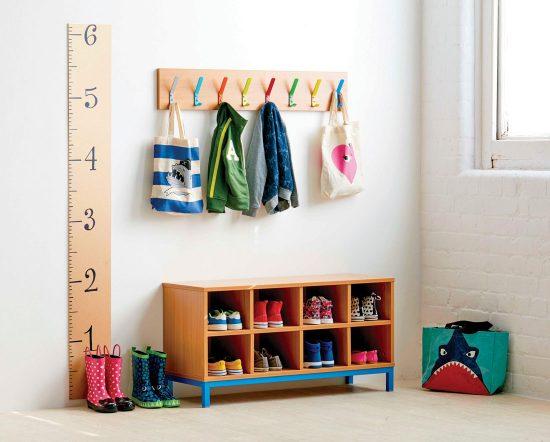 Cloakroom Hooks