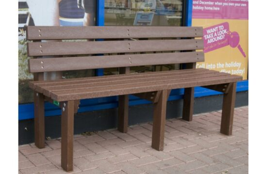 Adult Height Reston Bench Seat