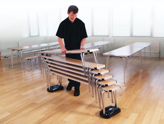 Contour Stacking Benches