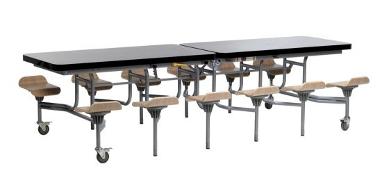 Primo 12 Seater Mobile Folding Dining Table