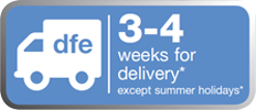 Delivery 2 to 3 weeks