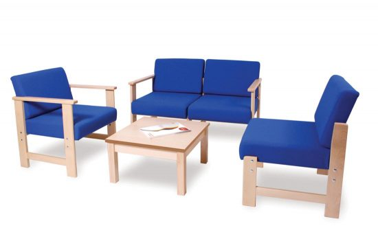 Advanced Wooden Easy Seating