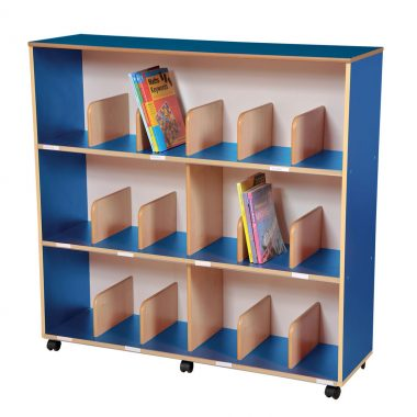 Childrens Bookcase with Drywipe Back