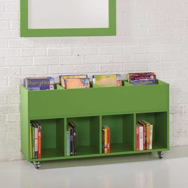 Slimline Book Unit and Cubby