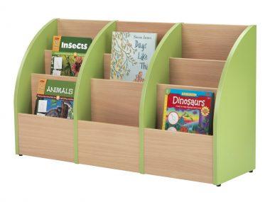 Tortuga Single Sided Slim Book Unit