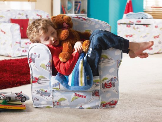 Child's Loose Cover Chair