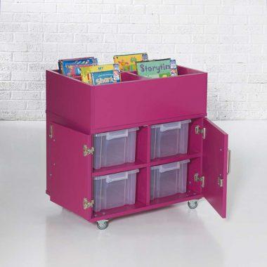 Beech Kinderbox Tub Storage