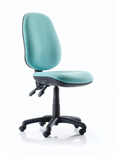 Twin Lever High Back Operator Chair