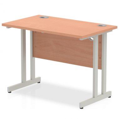 DFE Super Value Narrow Rectangular Desk