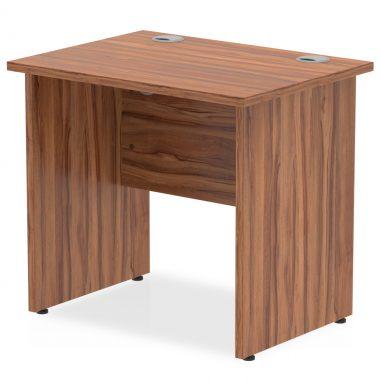 DFE Super Value Panel End Narrow Desk