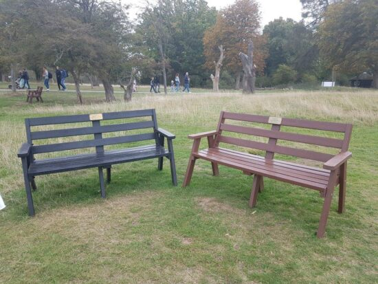 Adult Sloper Bench Seat
