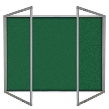 Class B Fire Rated Corridor Noticeboards