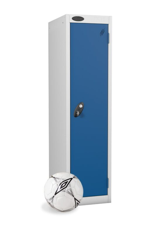 Junior Height Single Door Steel Locker