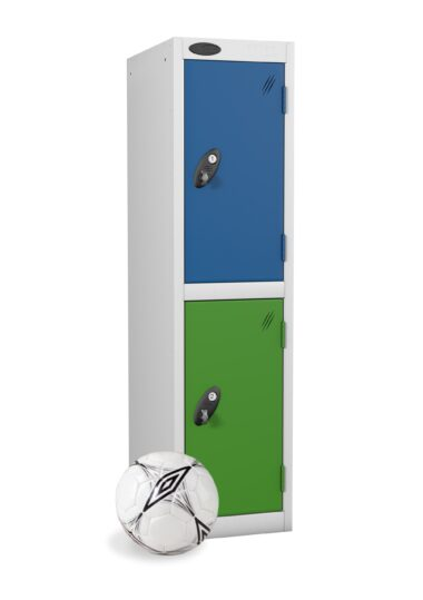 Junior Height Two Door Steel Locker