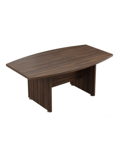 Roma Barrel Shaped Boardroom Table