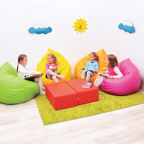 Beanbags and seating
