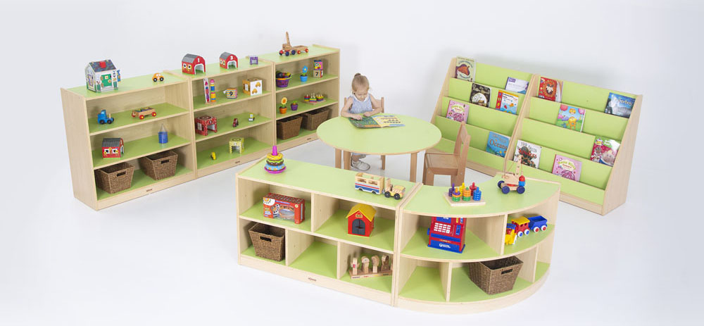 Early Years Pastel Furniture