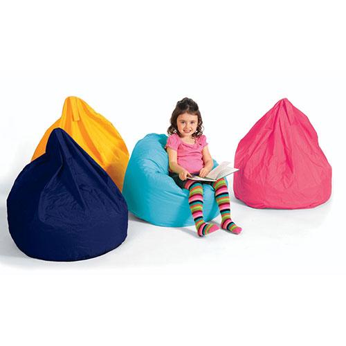 Waterproof beanbags